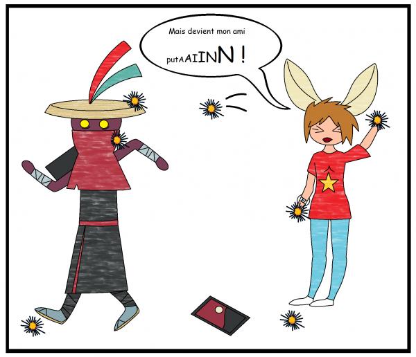 Mlle Lapin : Quand t'as envie de choper un Yo-kai