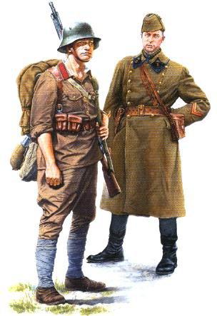 uniforme polski ww2