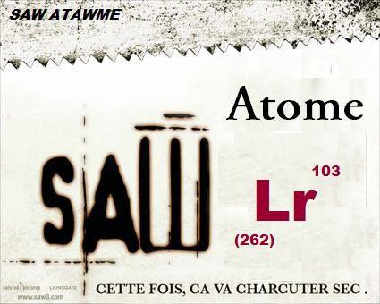 Saw Atawme...