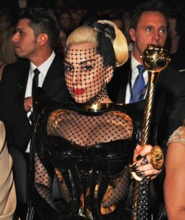 Lady Gaga aux Grammys Awards !