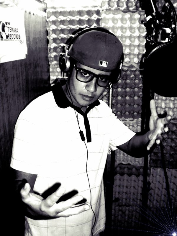 Mr Z-off from studio Temara Recorde Rap