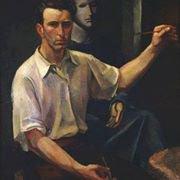 Frederico George Self Portrait CAM Calloustre Gulbenkian Fundação Lisboa