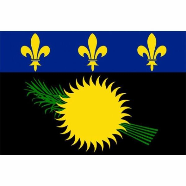 La Guadeloupe ( chouchou )