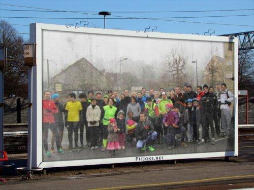 running janvier