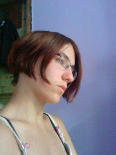 voila ma nouvelle coiffure mette des com