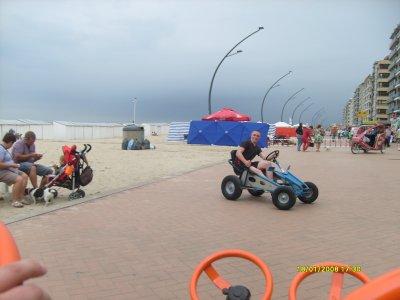 une journai a la mer le 6 aoute 2011