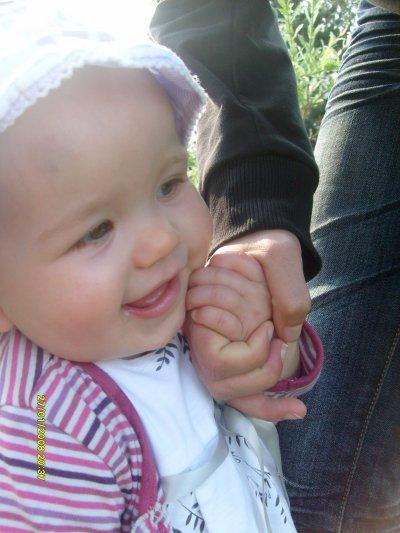 l anniversaire de ma niece emma pour ses 1 ans