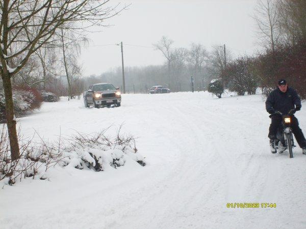 la neige 2013