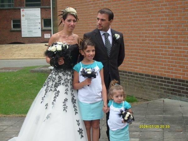 mariage de ma s½ur le 10 août 2013
