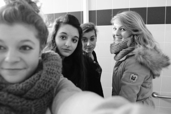 Des amis pour la vie (a).♥