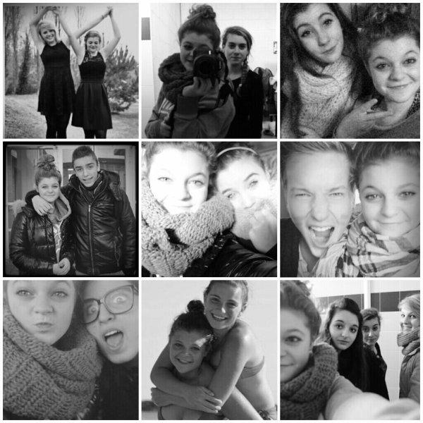 Ami un jour, ami toujours!♥♥