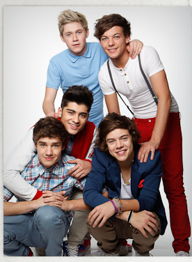 Les One Direction ♥!