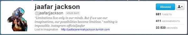 . Ta première source sur Jaafar Jackson pour suivre toute son actualité ! (Your first source of Jaafar Jackson to follow of the news)