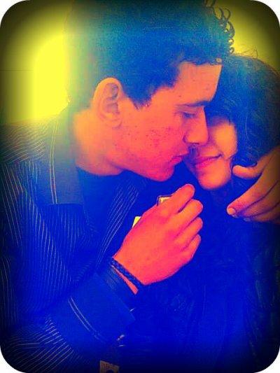 Je t'aime et je t'aimerai toute ma vie <3<3