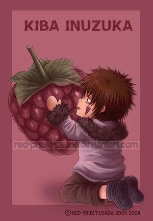 serie de fruits