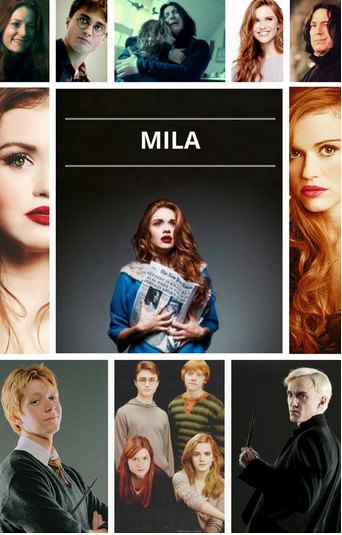 ♥ MILA ♥ Tome 1 ---} PROLOGUE.