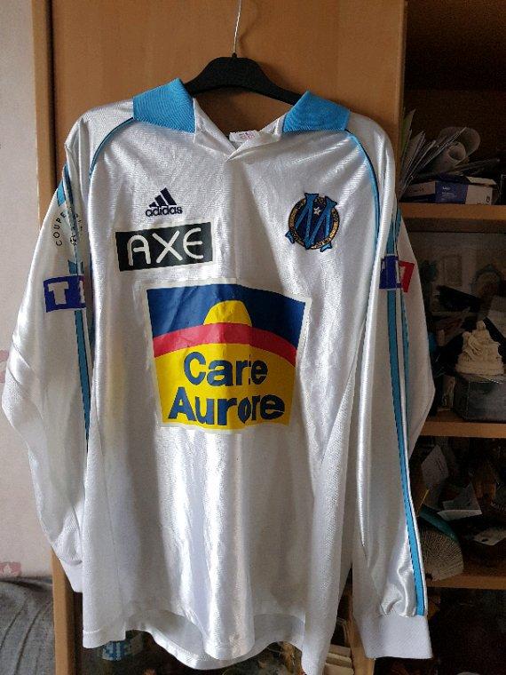 OM coupe de France 1998 1999