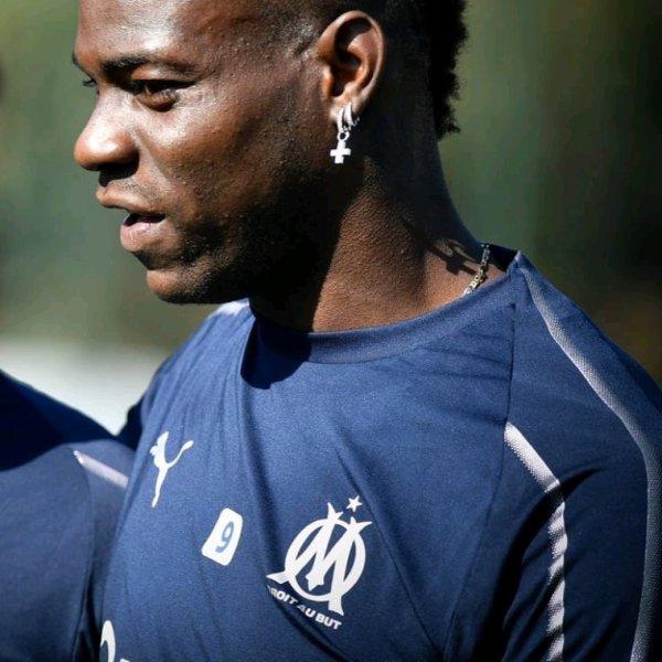 Maillot entraînement Mario Balotelli
