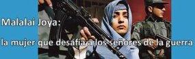 XIX. MALALAÏ JOYA - A Filha Corajosa do Afeganistão