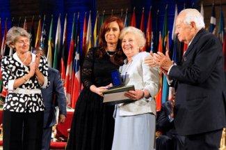 XXI. ABUELAS DE PLAZA DE MAYO - Uma Voz por Liberdade na Argentina