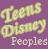 TeensDisneyPeoples