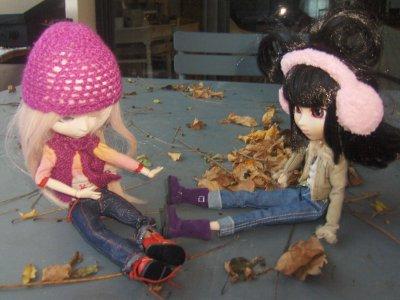 Sakura et Akira dans la forêt ... Et après ?