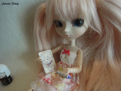 Sakura en mode mignonne *-*