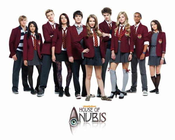 The House Of Anubis ♥ (présentation des personnages)