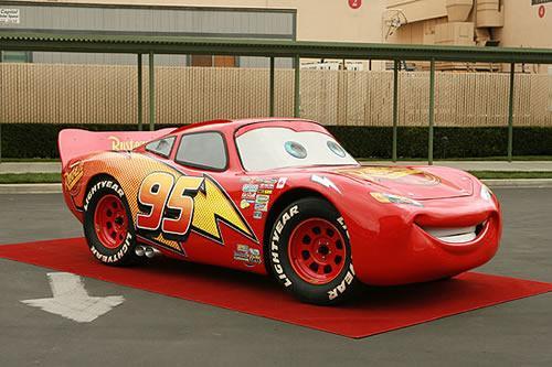 ...Flash McQueen...