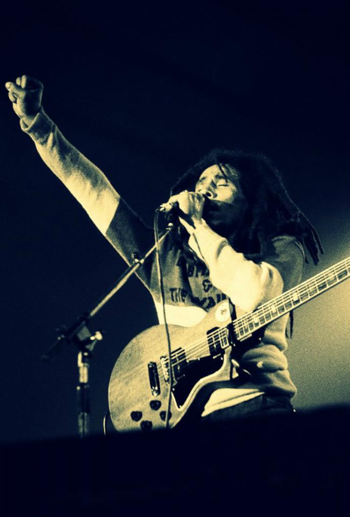 Bob Marley ✝