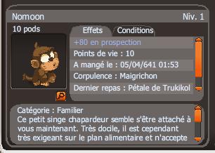Mon 5 ieme singe est déja +80, bientôt +90...