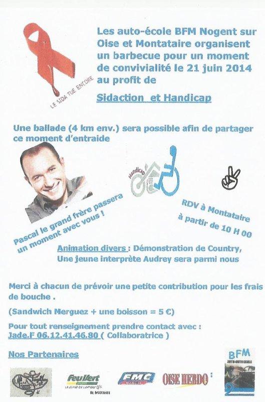 Concert prévue pour le Mois de Juin dans l'Oise (60)