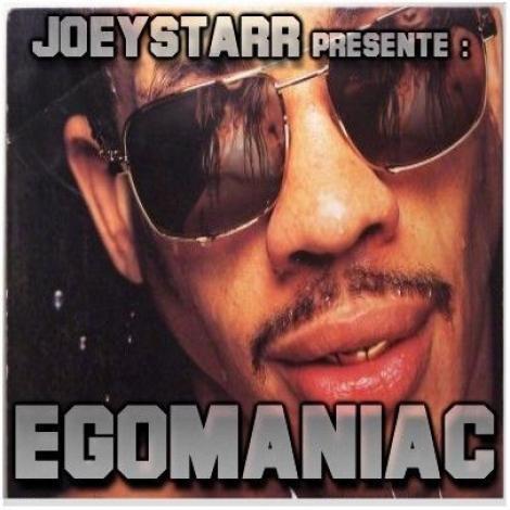Joey Starr sortira son deuxième album solo !