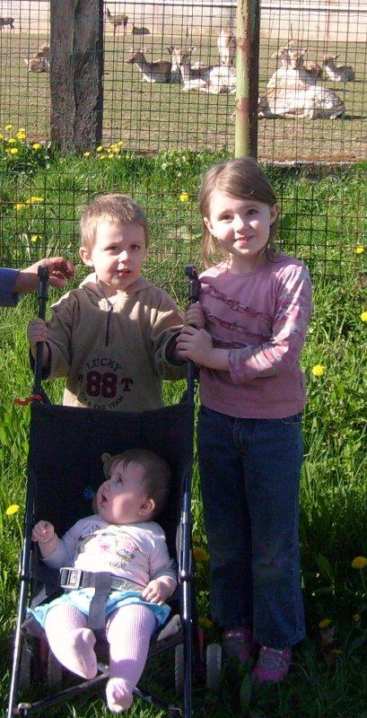 du soleil, et des enfants