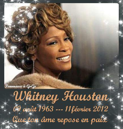 Repose en paix Whitney