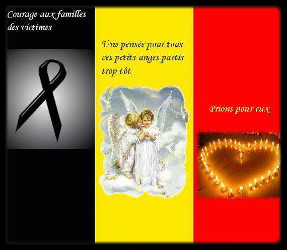 La Belgique est en deuil