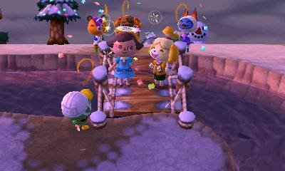 Animal Crossing New Life sur 3DS