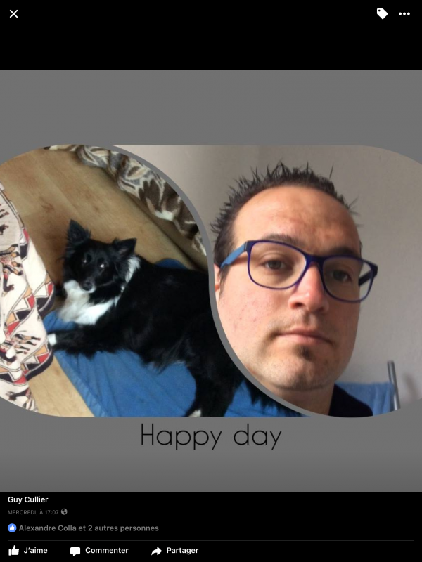 Laika et moi