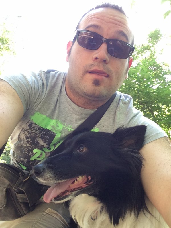 Laïka et moi