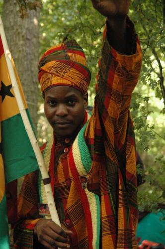 Tres Saint Emmanuel I Selassie I JaH RastaFar I !