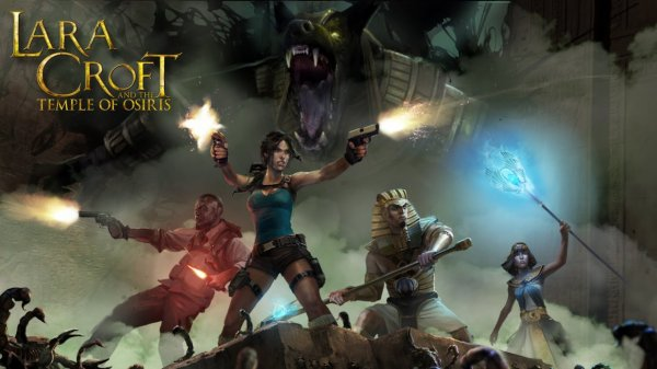 Tomb Raider And the Temple Of Osiris