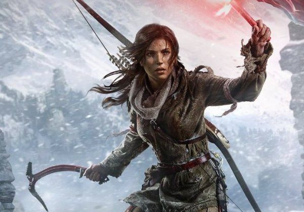 Rise of The Tomb Raider Test