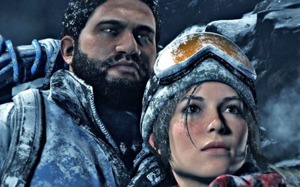 Rise Of The Tomb Raider les alliés de Lara