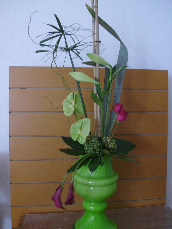 Bouquet lineaire