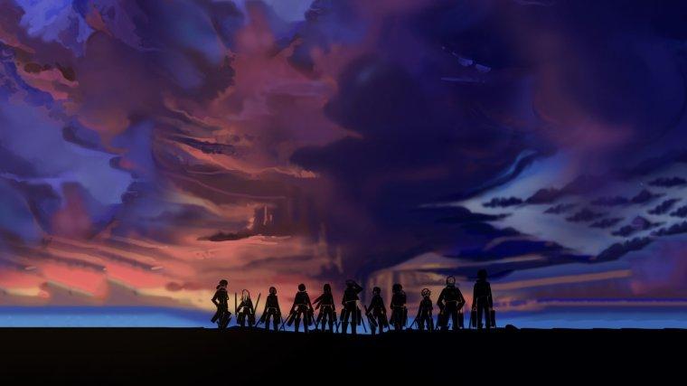 Shingeki No Kyojin - L'Humanité