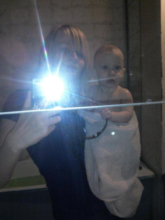Mon bébé Je l'aime Telment <3 :)