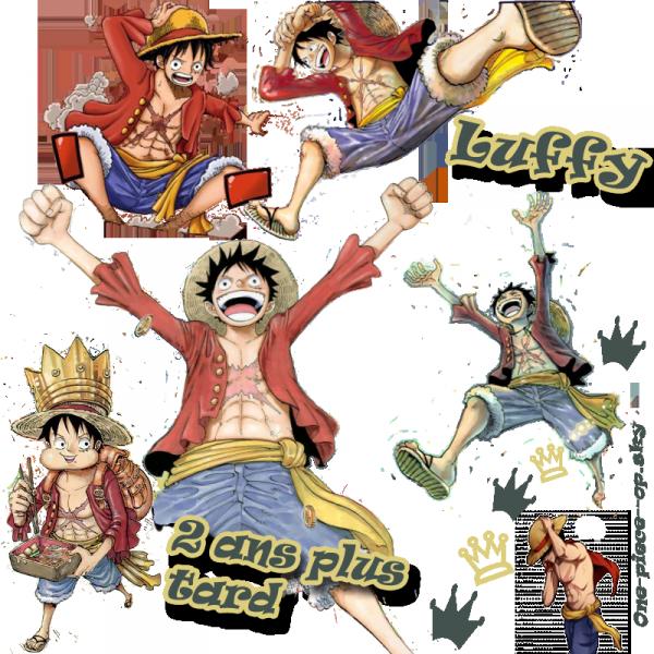 ...Monkey D. Luffy...