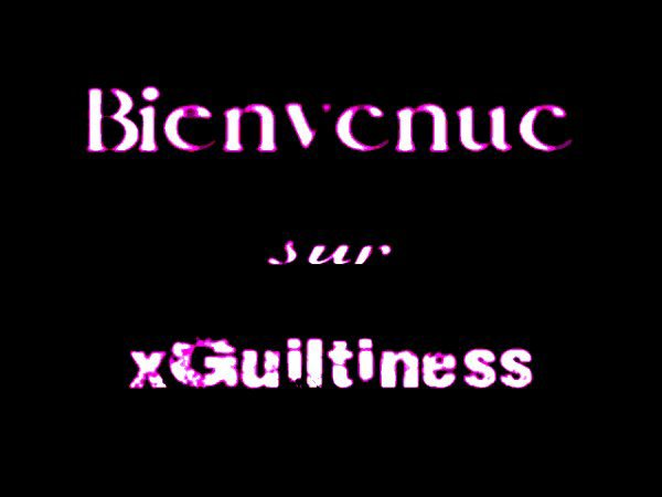xGuiltiness