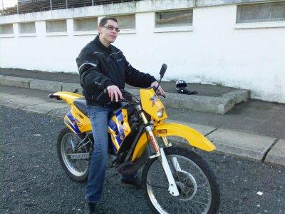 La moto une passion :)