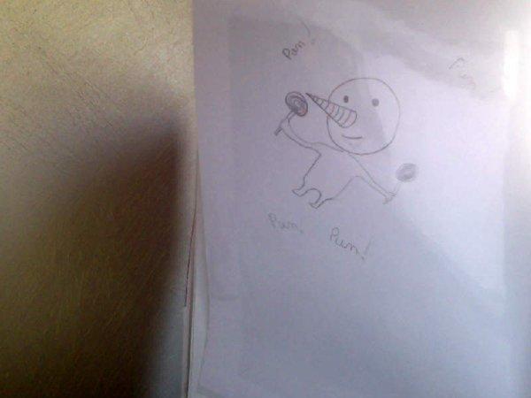 Mes dessins de fairy tail :)